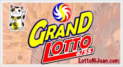 Grand Lotto Results