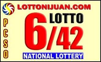 642 Lotto Results