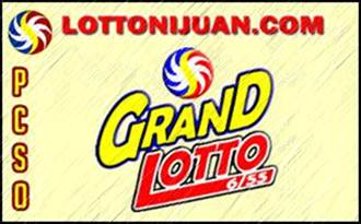 6/55 Grand Lotto Results